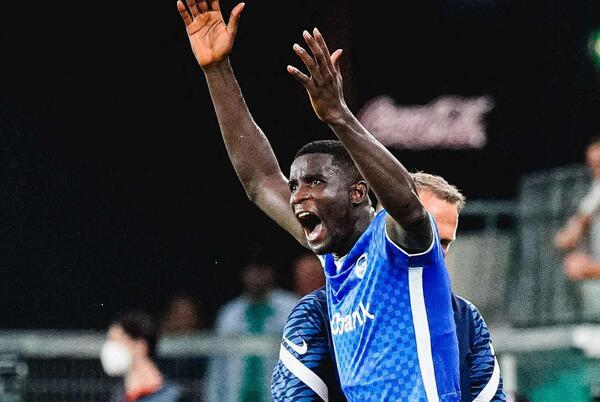 Picture for Paul Onuachu: Genk extend Super Eagles striker's contract