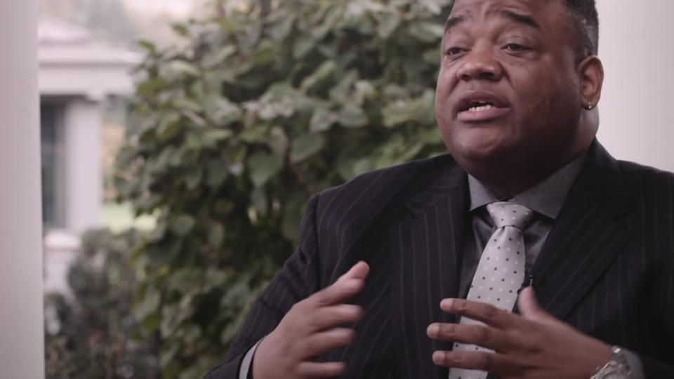 Picture for Jason Whitlock calls for 'racist' and 'offensive' George Floyd statues to be torn down: 'Harmful to black people'