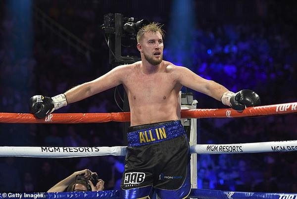 Picture for Otto Wallin claims Dillian Whyte must PROVE he is injured after pulling out of their bout with a shoulder problem and urges the Body Snatcher to be 'true to his word' and fight him amid fears he could move on and face Tyson Fury