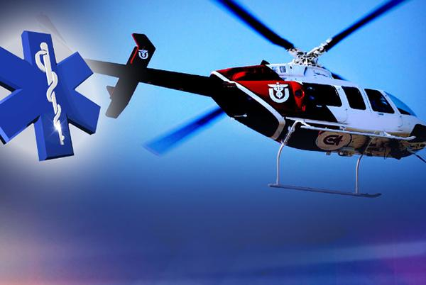 Picture for Carrollton woman life-flighted to Liberty after crashing on Route D