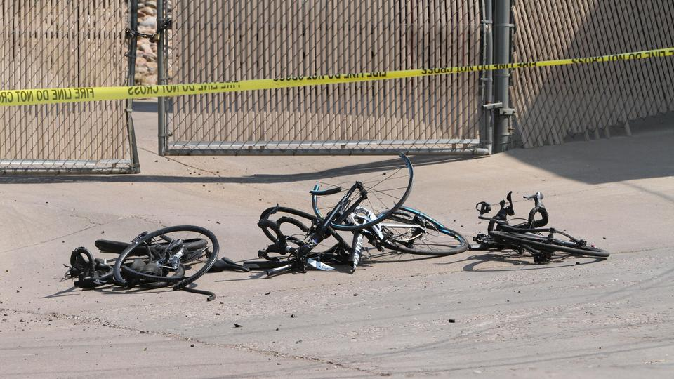 Picture for Police ID driver who rammed bike riders during Arizona race