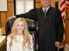 Picture for Law student completes internship with Covington County Circuit Court