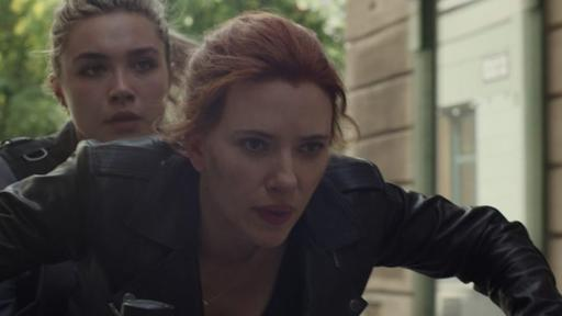 Why Is Natasha Watching Moonraker in Black Widow? The Connection Makes a Ton of Sense.