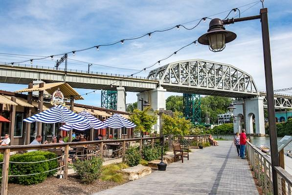 Picture for Merwin's Wharf back open after hiatus