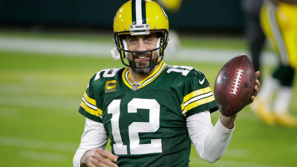 Picture for Here's where you can get the awesome shirt Aaron Rodgers wore to Packers training camp