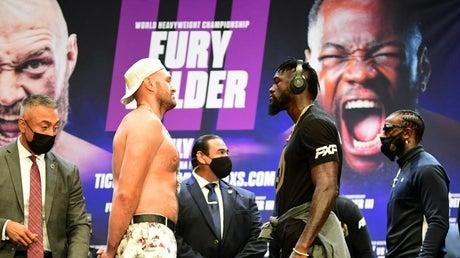 Picture for Tyson Fury vs Deontay Wilder: Heavyweight history promises a terrific trilogy fight