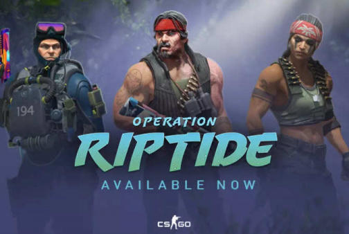 Picture for CS Go Operation Riptide arrives: New maps, missions, agents and more