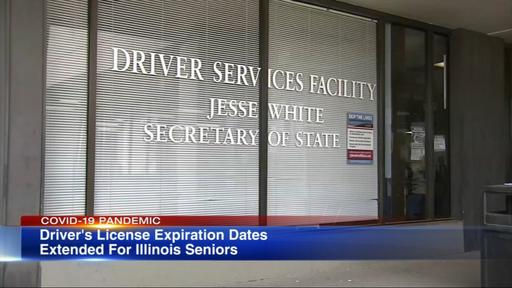 Illinois Secretary of State extends driver's license expiration for seniors  75 and older | News Break