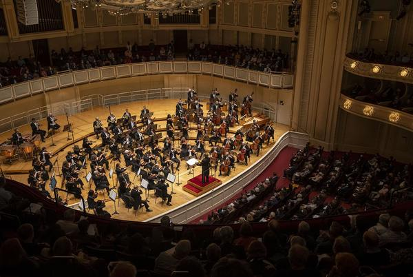 Picture for A Night to Remember With the Return of the CSO and Maestro Muti