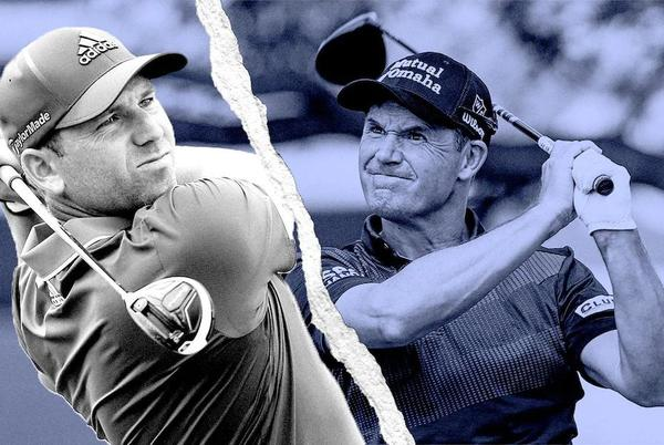 Picture for The fight within the fight: Ryder Cup team-mates Padraig Harrington and Sergio Garcia's feud