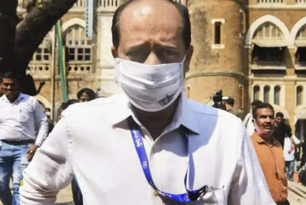 Picture for 'Antilia' bomb scare: NIA says Sachin Waze paid 'large amount' of cash to ex-cop to 'eliminate' Mansukh Hiran
