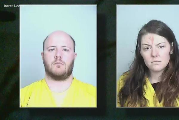 Picture for Elk River couple sentence to 40 years in 8-year-old daughter's death