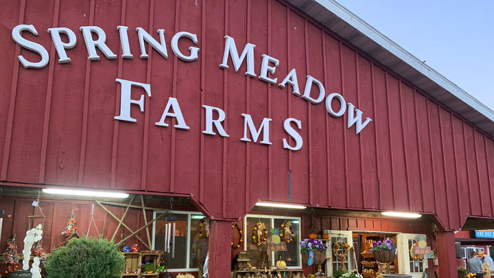 Cover for Spring Meadow Farms - Beautiful Plants & Gifts - Upperco, MD