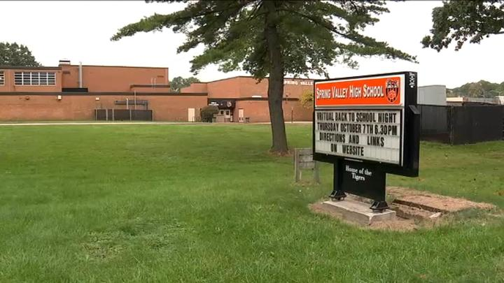 Cover for Rockland County high school closed until January as tests find mold, asbestos present in building