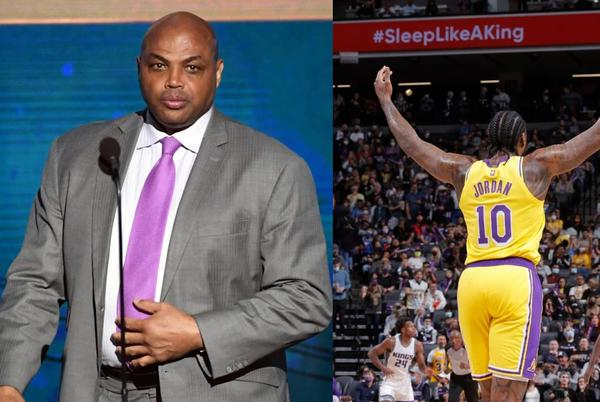 """Picture for Charles Barkley Roasts DeAndre Jordan For Demanding A Free Throw: """"DeAndre Jordan Is Complaining That He Got Fouled Like He Was Going To Make The Free Throw."""""""