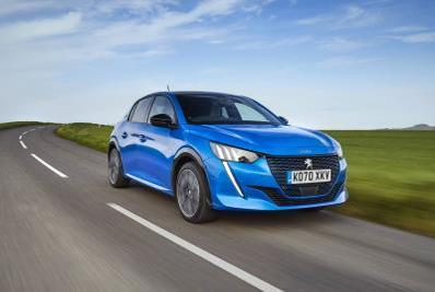 Picture for Ahead of the London ULEZ expansion, PEUGEOT reveals that electrified vehicle owners are travelling further than petrol and diesel drivers