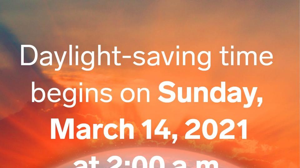 Picture for Daylight-saving time starts on Sunday. Some US senators are trying to get rid of the clock-change ritual.