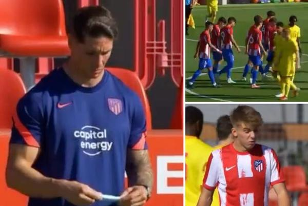 Picture for Fernando Torres' Body Transformation Is Insane As Liverpool Legend Coaches Atletico Madrid U19s Clash