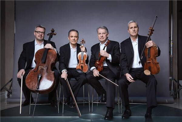Picture for Charleston Gaillard Center Presents The Emerson String Quartet Before Their Retirement