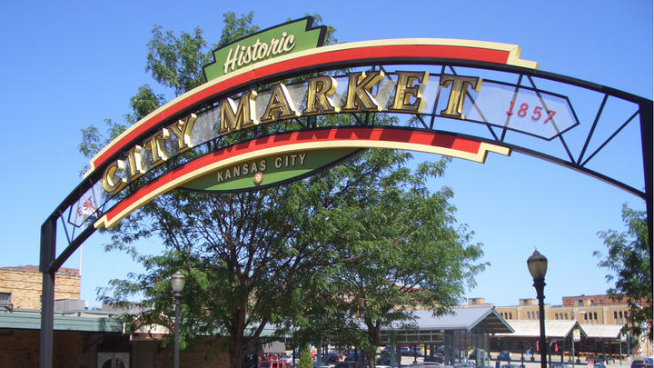 Cover for Historical River Market in Kansas City provides a cultural and uptlifting experience