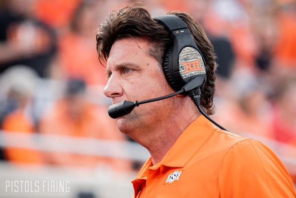 Picture for The Rundown: What Mike Gundy Said after OSU's Loss in Ames