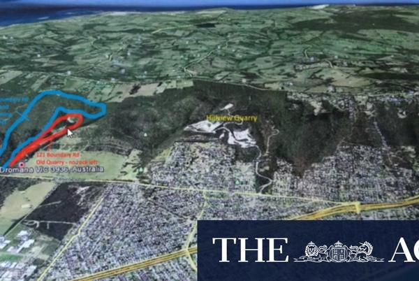 Picture for Health concerns over silica dust from proposed Mornington Peninsula quarry