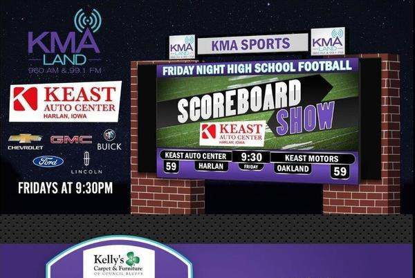 Picture for LISTEN -- KMA Friday Night Football Scoreboard Show Podcast