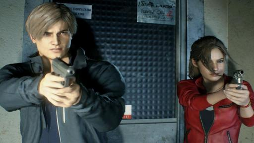 Resident Evil 2 Voice Actors Who Are Leon Claire And Marvin In The Re2 Remake News Break