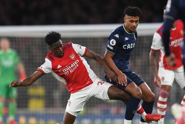 Picture for What Granit Xhaka did during Albert Sambi Lokonga's Arsenal masterclass vs Aston Villa