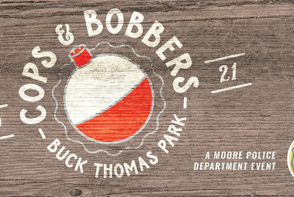 """Picture for Moore Police Department to hold """"Cops and Bobbers"""" event"""