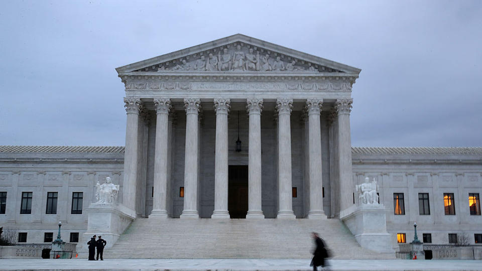 Picture for Supreme Court rules immigrants with temporary status can't get green cards