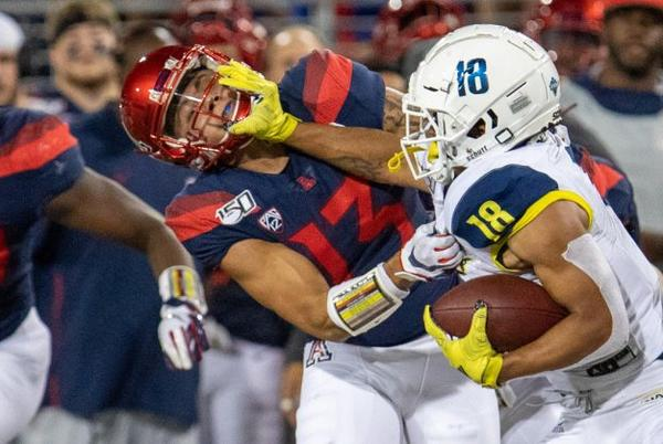 Picture for Saturday's Game Between NAU and Arizona A Must-Win For Both Teams