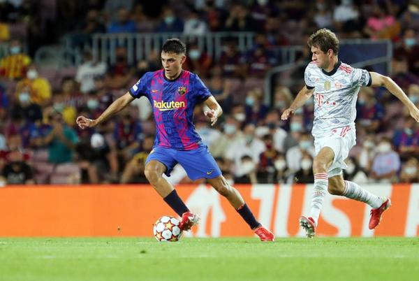 Picture for FC Barcelona 0-3 Bayern Munich: Disappointing start to Champions League campaign