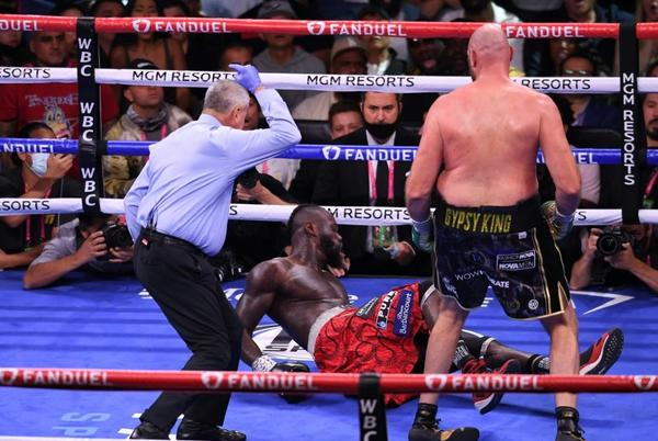 Picture for Deontay Wilder's Loss To Tyson Fury Prompted Mike Tyson To Make Bold Claim