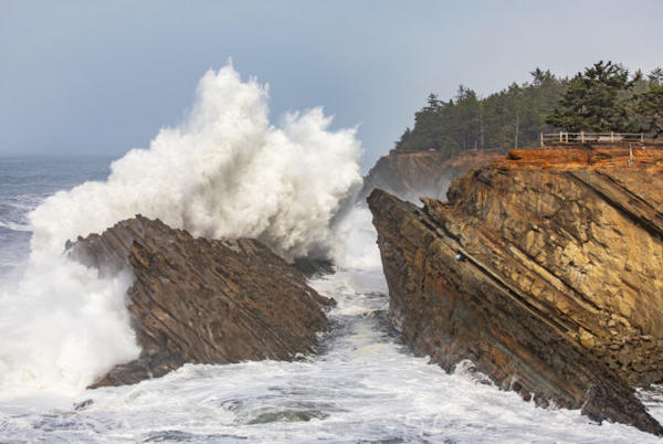 Picture for Thousands Lose Power In Western Oregon As Storm Pounds Northwest