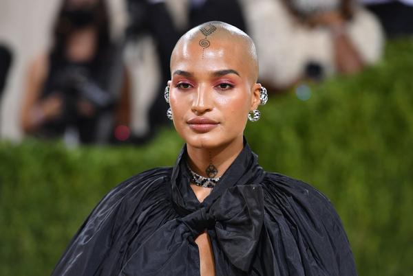 """Picture for Indya Moore Says Attending Met Gala Was """"Cognitive Dissonance"""" and They Likely Won't Return"""