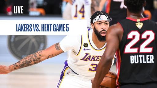 Nba Finals 2020 Miami Heat Vs Los Angeles Lakers Game 5 Score Updates News Stats And Highlights News Break