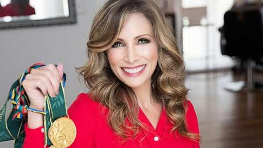 Olympian Shannon Miller Reveals The Mindset That Helped Her Get Through Ovarian Cancer You Fall Nine Times You Get Up Ten News Break