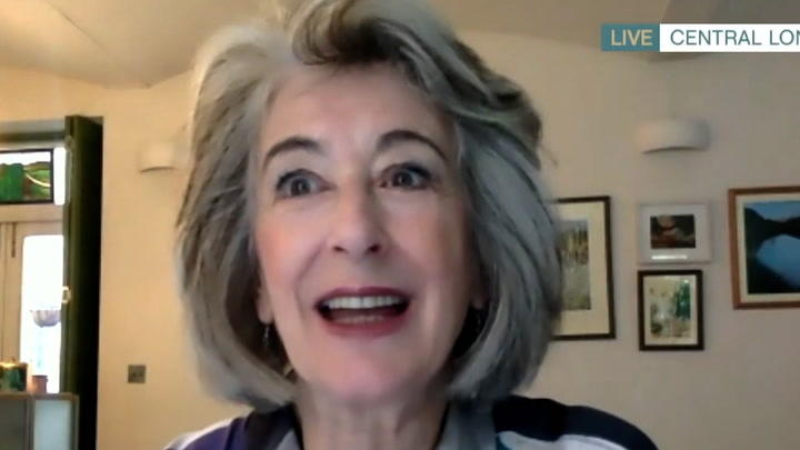 Picture for Maureen Lipman walked off Celebrity Gogglebox after watching Naked Attraction