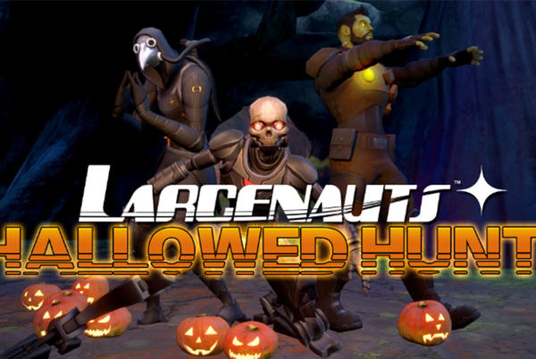 Picture for Larcenauts Limited-Time Halloween Event Hallowed Hunt Detials