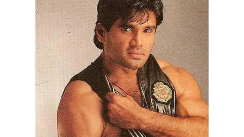 Picture for Suniel Shetty flaunts biceps in Flashback Friday post