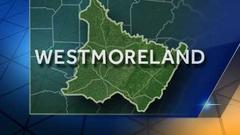 Cover for One person in the hospital following two-vehicle crash in Westmoreland County