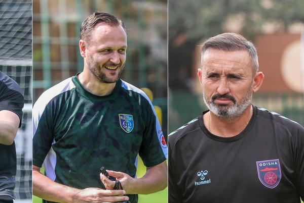 Picture for ISL 2021-22: Introducing new coaches in upcoming season