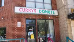 Cover for Power problem closes Curry Donuts on square