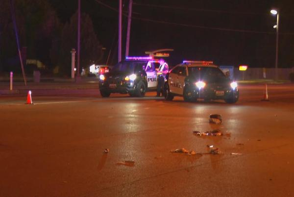 Picture for Driver is in custody after a hit-and-run in Springfield