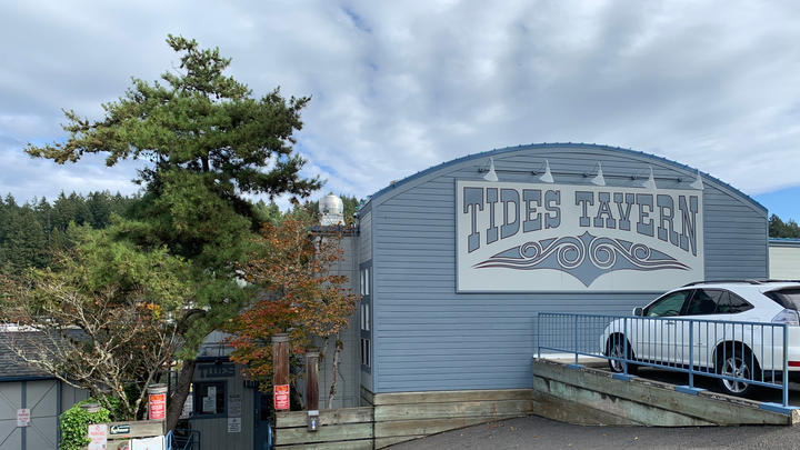 Cover for Tides Tavern in Gig Harbor is a Perennial Favorite