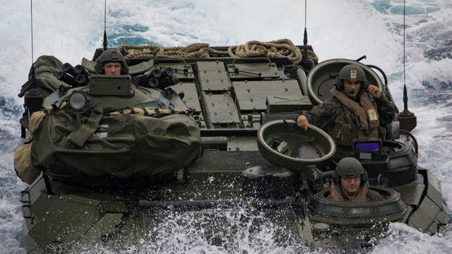 Picture for Lawsuit Announced Against Assault Vehicle Manufacturer in Marines' Deaths