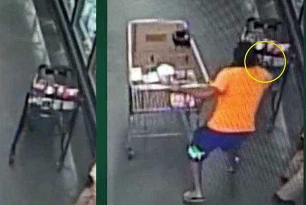 Picture for Recognize this alleged purse thief suspect? Burien Police seeking public's help