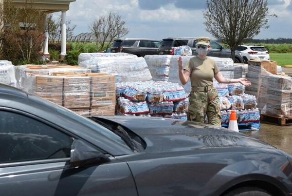 Picture for Louisiana Guard winds down Ida response