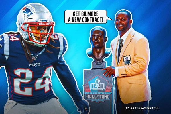 Picture for Patriots legend Ty Law's honest take on Stephon Gilmore's New England future